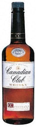 Canadian Club Canadian Whisky